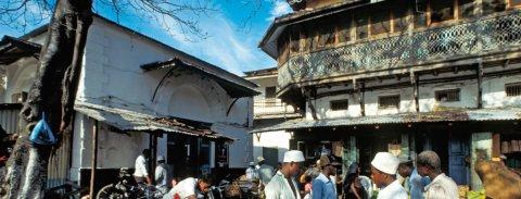 Ekskursijos Zanzibare